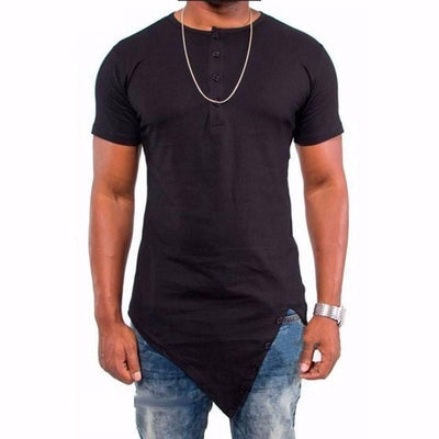 NinjApparel - Shadow Tee -  Black - Front
