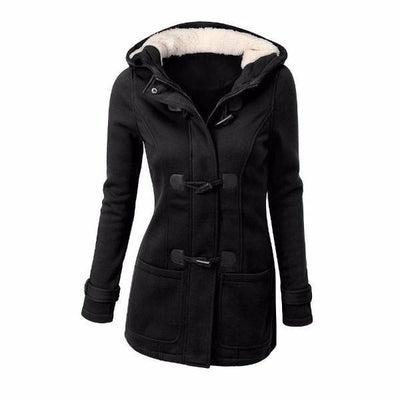 NinjApparel - Empress Jacket - Black - Front