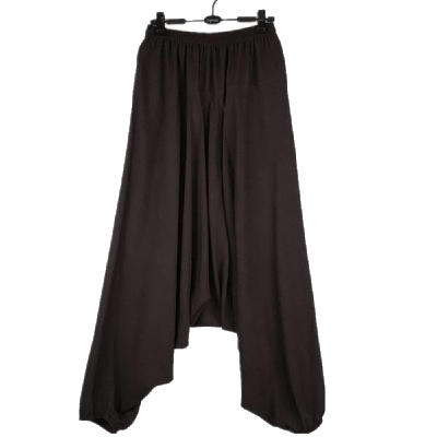 Genie Harem Pants - NinjApparel - Brown