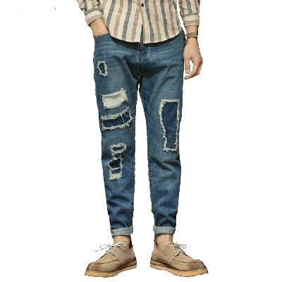 The Ripped Warrior Jeans