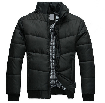 NinjApparel - Interchangable Jacket - Black No Hood