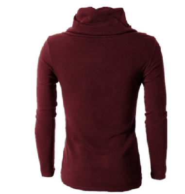 Ninjapparel - Samurai Slash - Wine Red Back