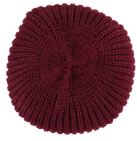 NinjApparel - Knitted Headsock - Red