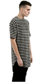 NinjApparel - Mime Tee - Side View Short Sleeve