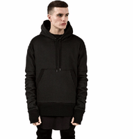 NinjApparel - Parkour Hood - Black