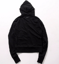 NinjApparel - Parkour Hood - Actual Photo