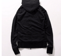 NinjApparel - Parkour Zip Hood - Actual