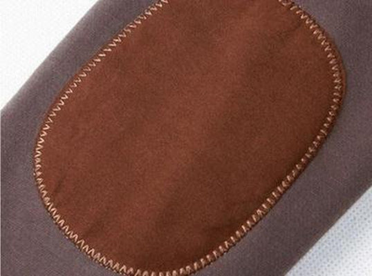 Ninjapparel Chairo Paka Button-Up Brown Sleeve Detail