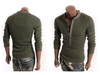 NinjApparel - The Maverick - Army Green - Back and Front