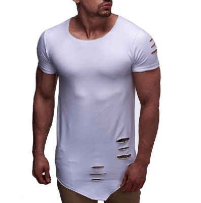 NinjApparel - Shinobi Slash Tee - White