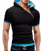 NinjApparel - Summer Assassin Zip - Black/Blue