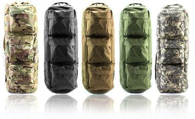 NinjApparel - Tactical Shoulder Bag - Multicolour Showcase