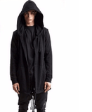 NinjApparel - The Force Hoodie - Black 1
