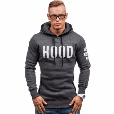 NinjApparel - The Hood - Grey