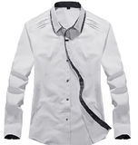 NinjApparel - The Wallstreet - White