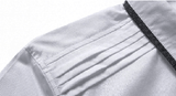 NinjApparel - The Wallstreet - White Shoulder Detail