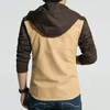 NinjApparel - The Specialist - Khaki Back View