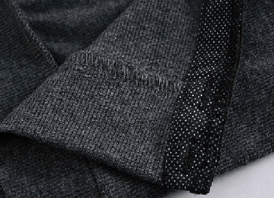 NinjApparel - The Trendsetter - Close Up Grey