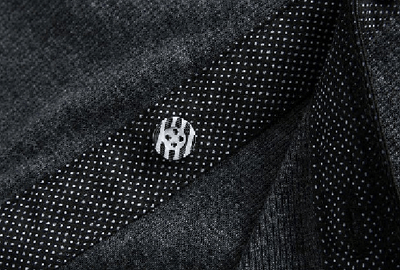 NinjApparel - The Trendsetter - Close Up Button