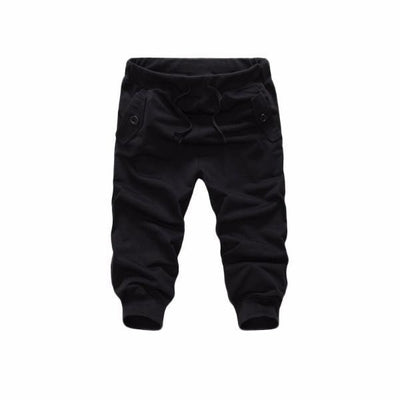 NinjApparel - Contemporary Joggers -  Black