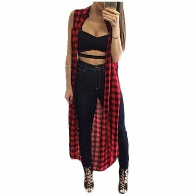 NinjApparel - The Statement Plaid - Cover