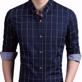 NinjApparel - Chequer Shirt - Cover Photo