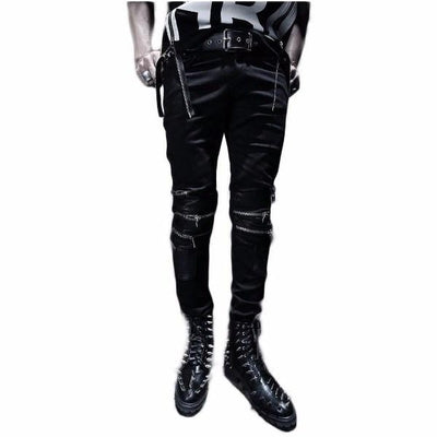 NinjApparel - Punk Pants - Cover
