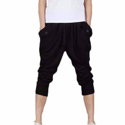 NinjApparel - Contemporary Harem Joggers - Cover