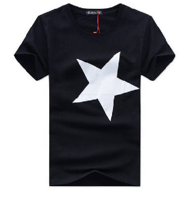 NinjApparel - Shuriken Tee Black