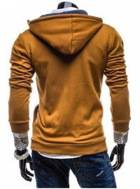 Ninjapparel Waylaid Samurai Orange and Blue Back