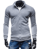 NinjApparel - Wentworth Sweater - Light Grey