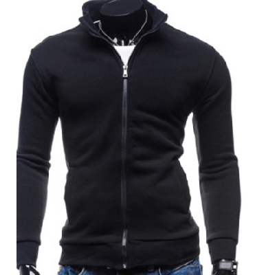 NinjApparel - Wentworth Sweater - Black Cover Photo