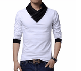 Ninjapparel - Wraparound Z Collar - White