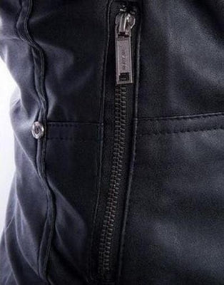 Ninjapparel - The Informant - Sleeve zip detail