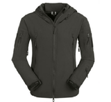 NinjApparel - Rebel Alliance Jacket - Grey Front View