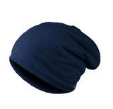 NinjApparel - Headsock Navy Blue Front View