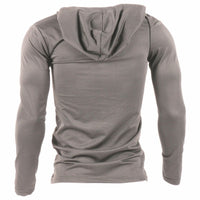 NinjApparel - Dark Assassin - Grey Back