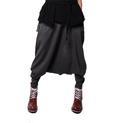 Low Crotch Ninja Joggers