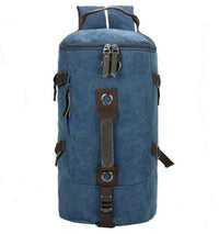 NinjApparel - Duffel Bag - Blue