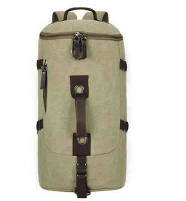 NinjApparel - Duffel Bag - Light Green