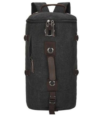 NinjApparel - Duffel Bag - Stone Black