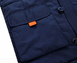 NinjApparel - Modern Eskimo Jacket - Close Up Pocket