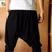 Ninjapparel Sultan's Swag Black Back View