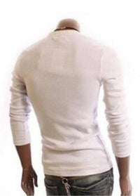 NinjApparel - The Maverick - White Back