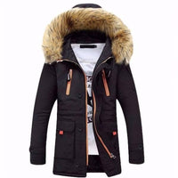 NinjApparel - Modern Eskimo Jacket - Black Cover Photo