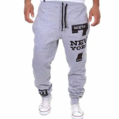 NinjApparel - New York Joggers - Light Grey