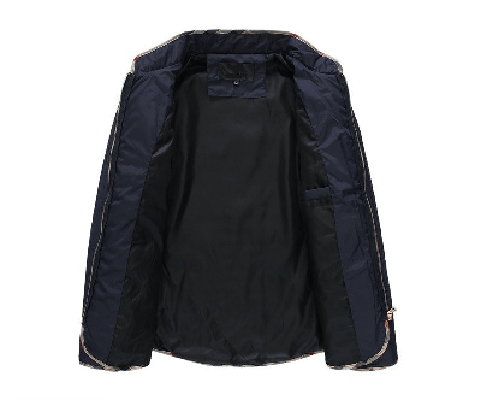 NinjApparel - Prestige Jacket - Open Blue