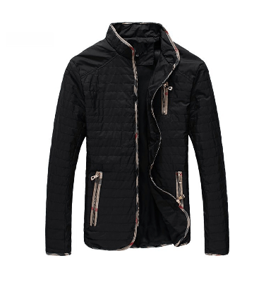NinjApparel - Prestige Jacket - Black