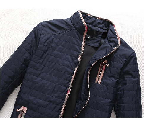 NinjApparel - Prestige Jacket - Blue Top View