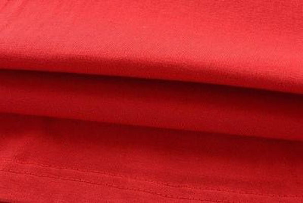 NinjApparel - Shuriken Tee  Red Close-up